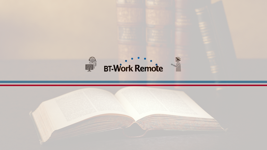 BT-Work Remote